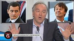 Darmanin / Hulot / Bayrou / Ferrand : Truchot dénonce le deux poids deux mesures du gouvernement