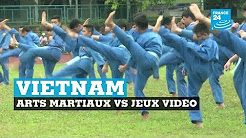 Vietnam : les arts martiaux pour se désintoxiquer des jeux vidéos