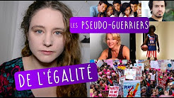 """Une vlogueuse de gauche s'en prend aux grotesques (mais dangereux pour nos libertés) """"Social Justice Warriors"""""""