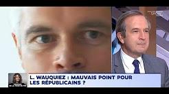 """Guillaume Roquette sur Laurent Wauquiez : """"Sur le fond, je trouve une certaine cohérence entre ses propos et son positionnement politique"""""""