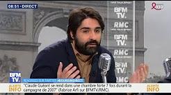 """Fabrice Arfi : """"Qui partait en vacances sur le yacht de Ziad Takieddine ? C'est Brice Hortefeux !"""""""