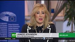 Le député européen Janice Atkinson : « Trump et Poutine ont plus en commun que de choses qui les divisent »