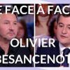 Olivier Besancenot VS Gérald Darmanin