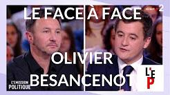 Olivier Besancenot VS Gérald Darmanin