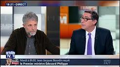 """Stéphane Guillon: """"Je reproche à Alexis Corbière son insoumission à géométrie variable"""""""