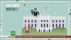 Hilltendo, l'incroyable jeu anti-Hillary Clinton pendant la présidentielle américaine