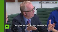 « Comme Hitler » : quand le parlementaire travailliste Ian Austin compare la coupe du monde en Russie aux JO nazis de Berlin…