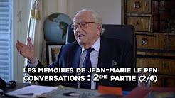 Mémoires : Jean-Marie Le Pen, un destin français, deuxième partie (Un député para)