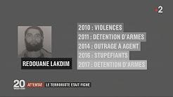 Redouane Lakdim, le terroriste de Trèbes, avait été arrêté plusieurs fois