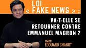Fake News : et si la loi se retournait contre Emmanuel Macron ?