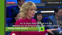 Moscou : si RT ferme au Royaume-Uni, « pas un seul média britannique ne travaillera en Russie »