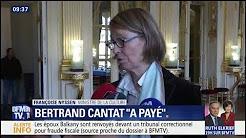 """""""Bertrand Cantat a le droit de vivre sa vie, il a payé"""" rappelle le ministre de la Culture"""