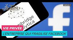 Vie privée : l'entreprise qui fragilise Facebook