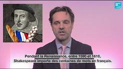 Francophonie : le français, l'autre langue de Shakespeare