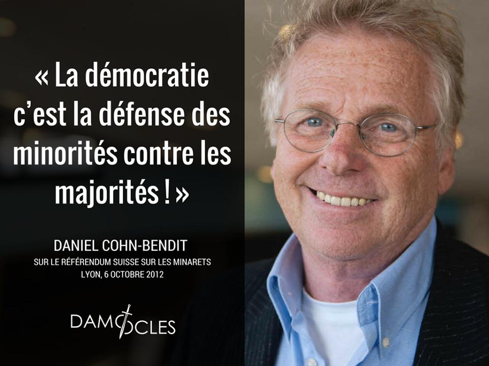 La démocratie version Cohn-Bendit