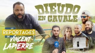 Les reportages de Vincent Lapierre : Dieudonné en cavale