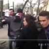 """La violence des """"étudiants"""" bloqueurs de Tolbiac en images"""