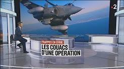 Fiasco français en Syrie : frégates et rafales incapables d'envoyer des missiles…