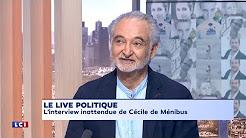Jacques Attali précise sa prédiction concernant la prochaine présidente