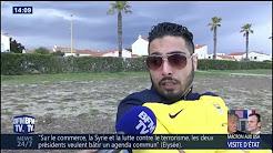 Jawad Bendaoud a été placé en garde à vue à Saint-Denis pour menaces de mort sur son ex-concubine…