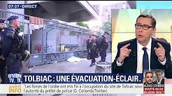 """Évacuation de Tolbiac : """"Il y avait un risque de zadification des facultés"""""""