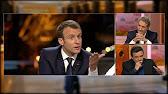[VIDÉO] Revoyez l'interview de Macron par Plenel et Bourdin