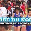 """""""On pourrait penser que tout est en carton"""" : Le marathon de Pyongyang en Corée du Nord"""