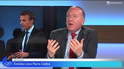 """Pierre Gattaz : """"Ce gouvernement ne va pas assez vite sur la baisse des dépenses publiques !"""""""