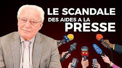 Le scandale des aides à la presse