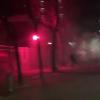 Finalement, les antifas qui bloquent Tolbiac auraient bien voulu que la police intervienne cette nuit