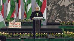 """Élections européennes : Viktor Orban VS l'UE """"qui veut démolir la culture chrétienne européenne"""""""
