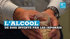"""Les Japonais inventent """"l'alcool de bois"""""""