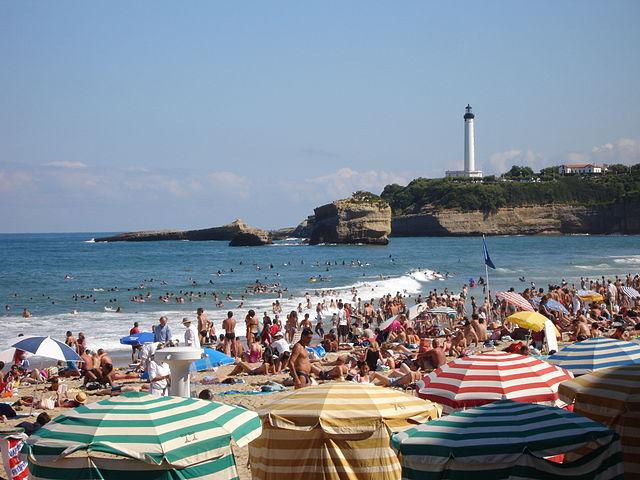 Biarritz : un petit coin de Russie en France