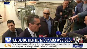 Bijoutier de Nice : Stéphane Turk jugé pour avoir tué son braqueur