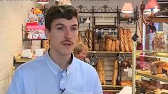 A Beauvais, les boulangers manifestent contre l'ouverture des grandes surfaces le dimanche