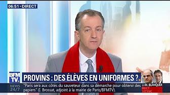 """Christophe Barbier (L'Express) : une semaine de """"vrais faux dangers"""" attend Emmanuel Macron !"""