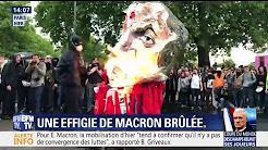 """Benjamin Griveaux : """"Il n'y a pas de convergence des luttes"""""""