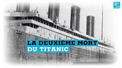Science : l'épave du Titanic menacée par une bactérie vorace
