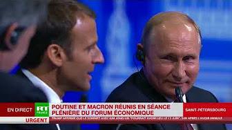 « Emmanuel, il ne faut pas avoir peur » – « Vladimir, je n'ai pas peur »