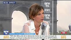 """Emmanuelle Ménard n'est d'aucun parti """"pour garder sa liberté de ton et de parole"""""""