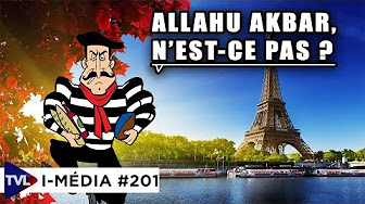 I-Média #201 : Attentat à Paris : Khamzat Azimov, un Français comme les autres ?