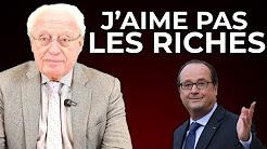 """Pourquoi la """"haine anti-riche"""" est-elle si forte en France ? par Charles Gave"""