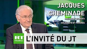Jacques Cheminade : « La France doit, de son initiative, dire qu'elle va lever les sanctions contre la Russie »
