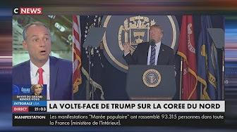 Philippe Karsenty salue la façon de Donald Trump de négocier sur la Corée du Nord