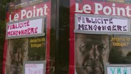 """Vaucluse : la une du """"Point"""" ne passe pas auprès des Turcs du Pontet… Pourquoi ne retournent-ils pas vivre là-bas ?"""
