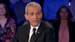 """""""On n'est pas couché"""" : Malek Boutih accuse Jean-Luc Mélenchon de """"biberonner"""" la jeunesse """"à la haine"""""""