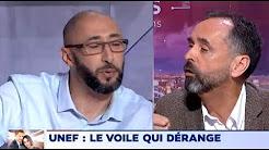Polémique à l'UNEF : Robert Ménard VS Nadir Kahia