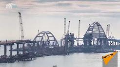 Pont de Crimée : 27 mois de travaux résumés en 2 minutes