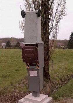 Routes : de nombreux radars mis hors d'état de nuire