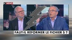 Rioufoul (Le Figaro) reproche à Joffrin (Libération) sa naïveté sur le terrorisme